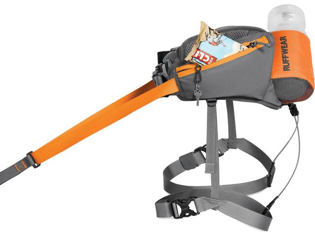 Ruffwear Omnijore Système de harnais, orange poppy